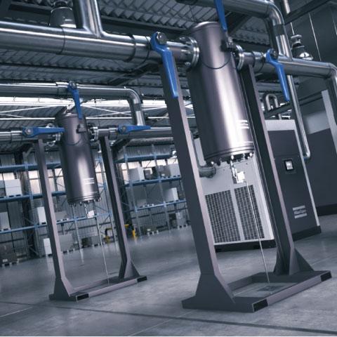 Centrale d'air comprimé